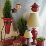 Červená vánoční 1